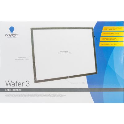 Daylight Wafer 3 Light Box 18