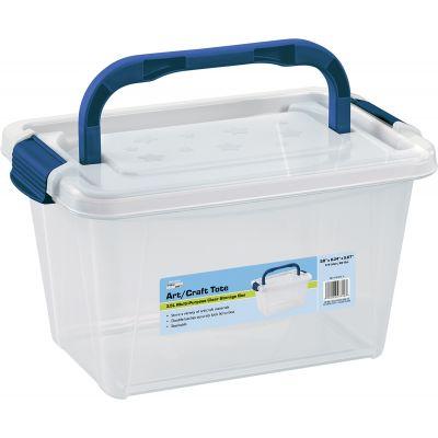 Pro Art Storage Box W/Organizer Top 3.5L Translucent - PA010324