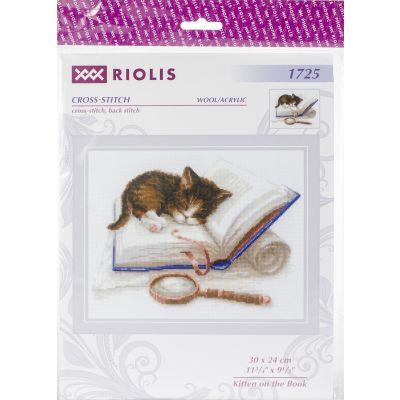 Riolis Counted Cross Stitch Kit 11.75