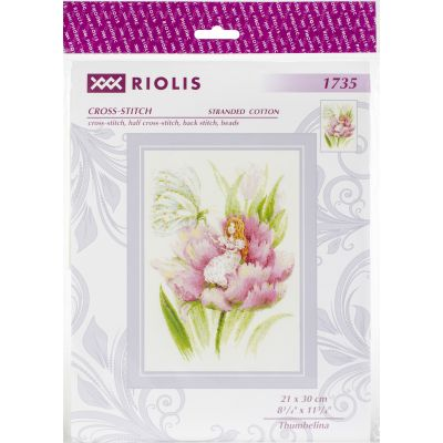 Riolis Counted Cross Stitch Kit 8.25