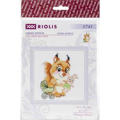 Riolis Counted Cross Stitch Kit 6