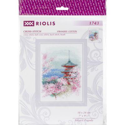 Riolis Counted Cross Stitch Kit 7