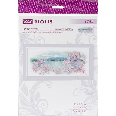 Riolis Counted Cross Stitch Kit 21.75