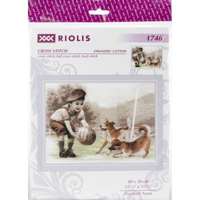 Riolis Counted Cross Stitch Kit 15.75