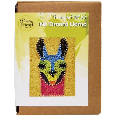 Pretty Twisted String Art Diy Kit No Drama Llama - PTSA-NDL