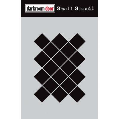 Darkroom Door Stencil 4.5