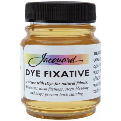 Jacquard Idye Fabric Dye Fixative 3Oz Dye Fixative - IDYE1300