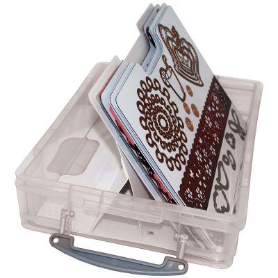 Zutter Magnetic Die & Stamp Storage Case 14.5