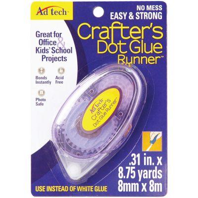 Crafter'S Dot Glue Runner .31