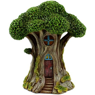 Fairy Garden LED Treehouse-6