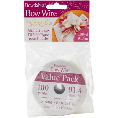 Bowdabra Bow Wire 100Yd Gold - BOW3050