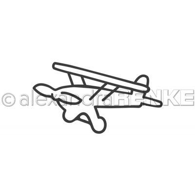 Alexandra Renke Dies Travel; Plane - ART0001