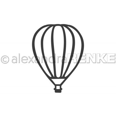 Alexandra Renke Dies Travel; Hot Air Balloon - ART0007