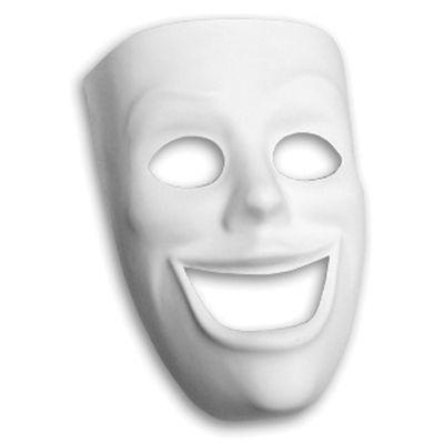 Plastic Mask 8