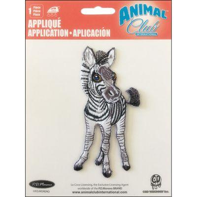 C&D Visionary Patch Zebra 2