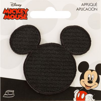 Wrights Disney Mickey Mouse Iron On Applique Mickey Mouse - 193 1029