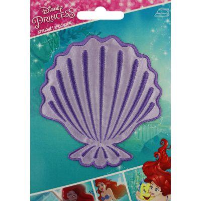 Wrights Disney Princess Iron On Applique Ariel - 193 0517