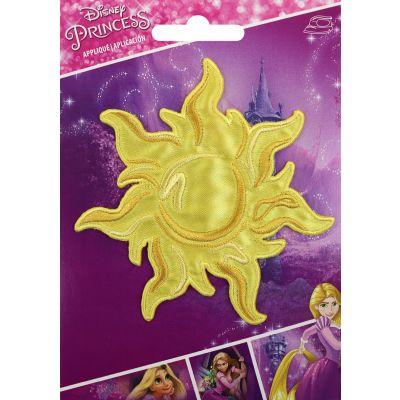 Wrights Disney Princess Iron On Applique Rapunzel  Sun - 193 0511