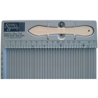 Scor Buddy Mini Scoring Board 24Cmx19Cm Metric - SP105