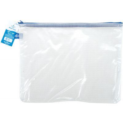 Blue Hills Studio Mesh Bag W/Zipper 10