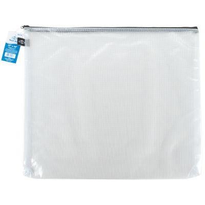 Blue Hills Studio Mesh Bag W/Zipper 15