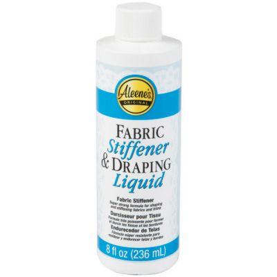 Aleene'S Fabric Stiffener & Draping Liquid 8Oz - 43223
