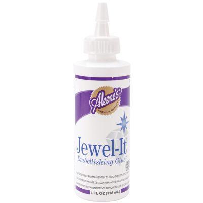 Aleene'S Jewel It Embellishing Glue 4Oz - 27-2