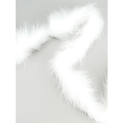 Zucker Marabou Feather Boa Solid Color Heavyweight 72