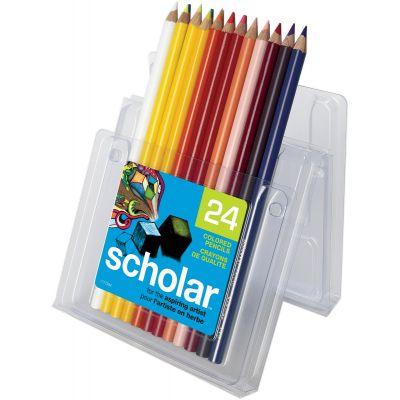 Prismacolor Scholar Colored Pencils 24/Pkg  - 92805