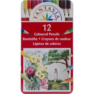 Fantasia Colored Pencils 12/Pkg  - 120