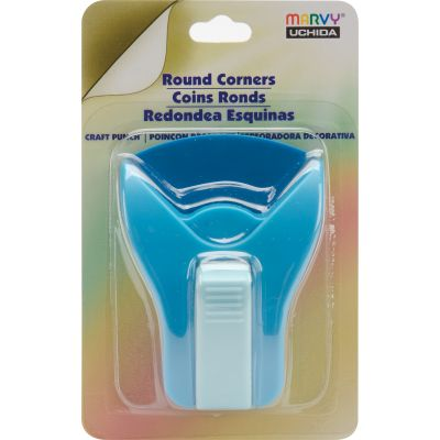 Corner Punch Rounded, .5