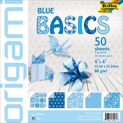 Folia Basics Origami Paper 6