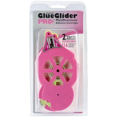 Glueglider Pro Plus Refill Cartridges 2/Pkg Valuetac - GPP03369