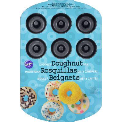 Doughnut Pan 12 Cavity 13.75