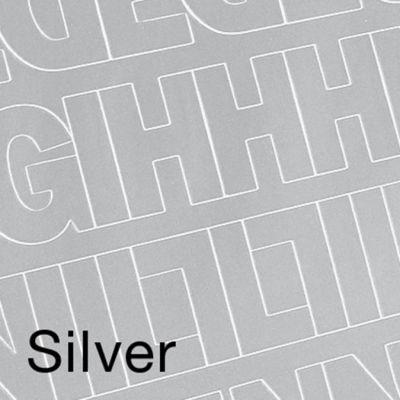 Permanent Adhesive Vinyl Letters & Numbers 2