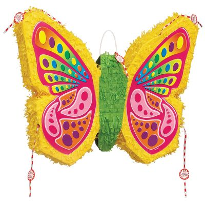 Pinata Butterfly Pop Out 19