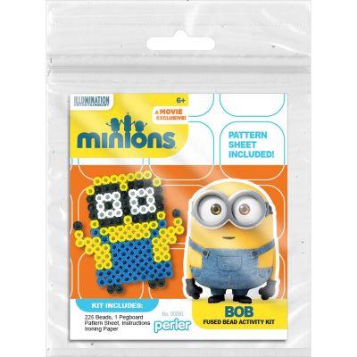 Perler Minions Fused Bead Kit Bob - MTK80-52989