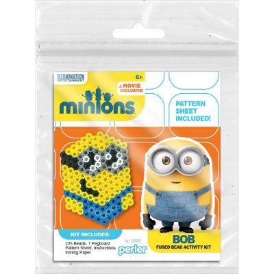 Perler Minions Fused Bead Kit Bob - MTK80-52990