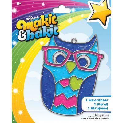 Makit & Bakit Suncatcher Kit Owl - TB-73245