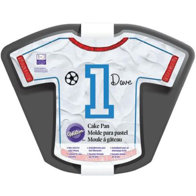 Novelty Cake Pan Jersey 11