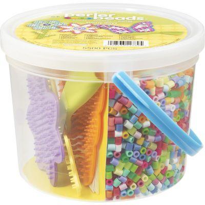 Perler Fused Bead Bucket Kit Sunny Days - 42789