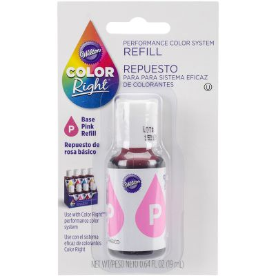 Color Right Performance Color System Refill .7Oz Pink - CR610-950
