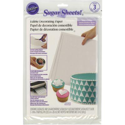 Sugar Sheets 8