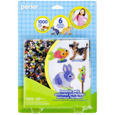 Perler Fused Bead Kit Favorite Pets - 80-62964