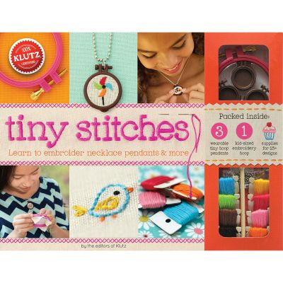 Tiny Stitches Kit  - K580547