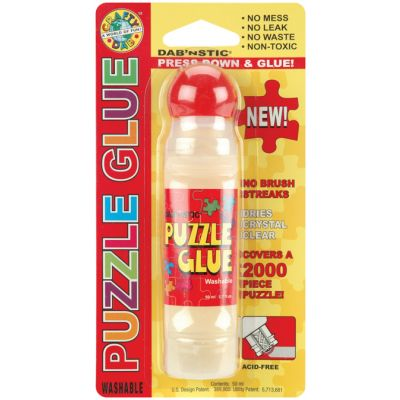Washable Puzzle Glue 1.7Oz - 59701