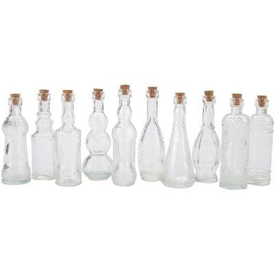 Glass Bottle Assortment 5
