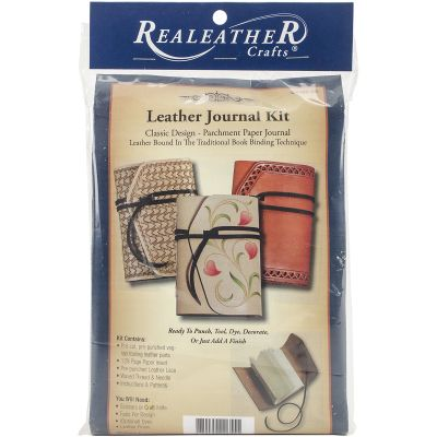 Leathercraft Kit Light Tan Journal - C4182-00