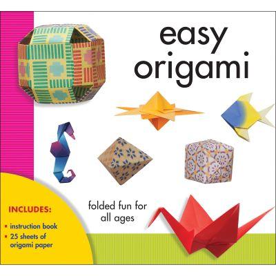 Sterling Publishing Easy Origami Kit - STP-79617