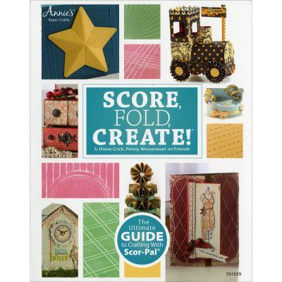 Scor Pal Book Score, Fold, Create! - SP111